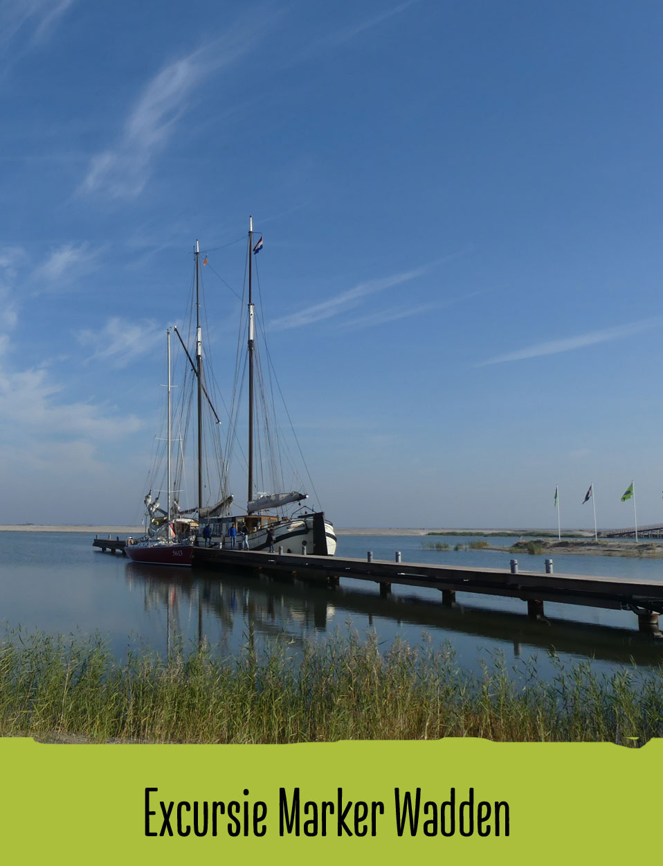 Excursie Marker Wadden 21 september